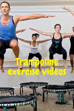 Welcome back to the Sporting Goods Info again. We have published a few posts on the benefits of trampolining earlier. Here is the benefits for kids #ExerciseVideosForBeginners #trampolineexercisevideos #trampoline Mini Trampoline Workout, Rebounder Trampoline, Fitness Trampoline, Trampolines, Butt Workouts, Gym Workout Tips, Workout Videos, Fitness Tips, Health Fitness