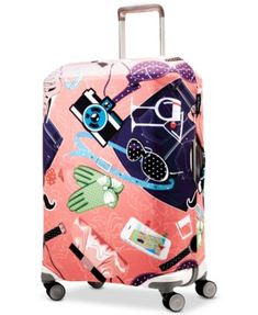 Samsonite Tourist Medium L. Luggage Cover, Travel Luggage, Travel Accessories, Handbag Accessories, Travel Planner, Travel Agency, Holiday Gift Guide, Baby Clothes Shops, Sock Shoes
