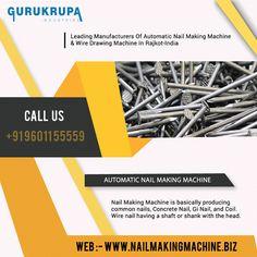 #Nailmakingmachine #Wirenailmachine #Wirenailmakingmachine #Nailmachine #Wire #Nails #Construction #India #Rajkot #Automaticnailmakingmachine #Concretenailmakingmachine #Manufacturing #Manufacturers #Highspeedwirenailmachine #Nailsmanufacturingmachine #Nailmakingproductionline #Concretenailmakingmachine #Roofingnailmakingmachine #Ironnailmakingmachine #Commonnailmakingmachine #Coilnailmakingmachine #Nailmakingproductionline #Nailmachinerajkot #Wiredrawingmachine