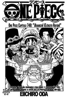 Manga One Piece Capítulo 749 Página 2