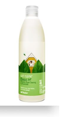Shaklee Basic H2® Blog. General cleaning: 1/4 tsp per 16oz water Window/glass cleaning: 1-2 drops per 16oz water