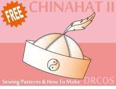 Chinahat sewing patterns & how to make