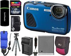 Canon PowerShot D30 Waterproof Underwater 12.1MP 5x Optic... https://www.amazon.com/dp/B013PQP8ZC/ref=cm_sw_r_pi_dp_x_SCh9xb6SRE6SN