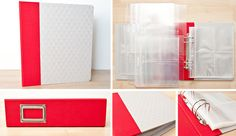 next year: a scrapbook project? i really like this kit: binder, sheet protectors, stamps...