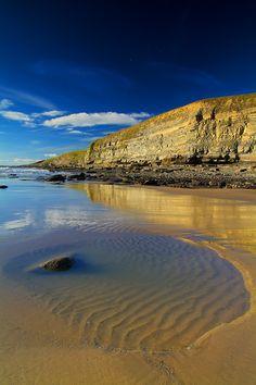Dunraven Bay, Vale of Glamorgan, Wales Copyright: Gerwyn Gibbs
