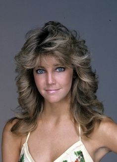 pictures hairstyles in the 80's -