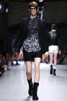 Rynshu Menswear Spring Summer 2015 Paris