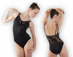Ref: 1103 Dans-ez' gorgeous camisole leotard has an adjustable gathered front and a mid back lace insert. 2 Piece Wedding Dress, Dance Leotards, Lace Insert, Free Uk, Dance Costumes, Dance Wear, Different Styles, What To Wear, Camisole