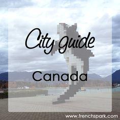 Voyages au Canada, Vancouver BC, British Columbia
