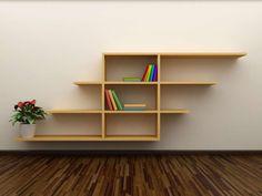 O mesmo recurso é usado neste modelo. A dimensão dos nichos varia em largura e altura Foto: Shutterstock