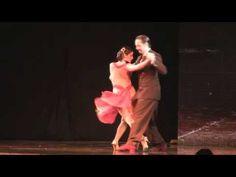 MUNDIAL DE TANGO 2011 FINALISTAS ESCENARIO JOHN ERBAN Y CLARISSA SANCHEZ