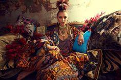 Exotic Tribal Gypsy Style Beading Inspiration | Eureka Crystal ...