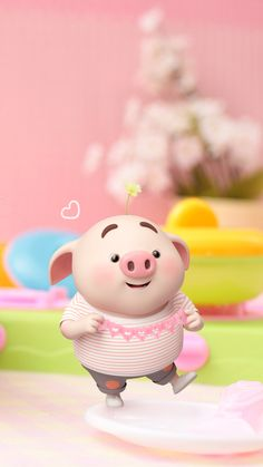 69 Ideas For Wallpaper Android Samsung Backgrounds Pig Wallpaper, Disney Wallpaper, Iphone Wallpaper, Best Wallpapers Android, Cute Cartoon Wallpapers, This Little Piggy, Little Pigs, Pig Images, Cute Piglets