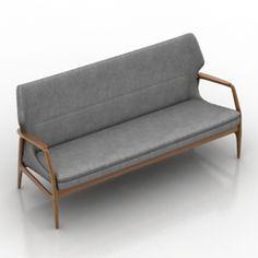 Download 3D Sofa