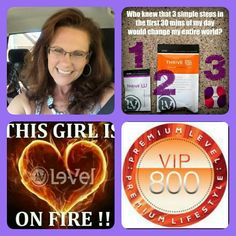 WOW thank you #LeVel for helping me #Thrive and #Live this has been an incredible experience and I'm not ready for it to end by any means! #JustGettingStarted
