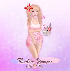 """Tsudere Bumper Free SL Group Gift. Join the group and then use the elevator with the title """"VIP Room"""" to get to the second floor. There you will find all"""