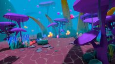 Evolution VR presents an immersive alien world, in which you will control your own creature to fight enemies, grow up, customize body parts and evolve all the way to the top of the food chain.