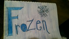 Frozen sketch