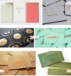 Oh So Beautiful Paper: Edge Painted Business Cards from Antiquaria Brand Packaging, Packaging Design, Branding Design, Self Branding, Business Branding, Cool Business Cards, Business Card Design, Business Style, Print Design