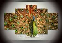 Image result for peacock images art