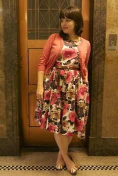 Plus size prettiness