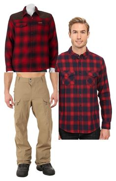 """Gordon"" by wearthis-1 on Polyvore featuring United by Blue, Field & Stream, Patagonia, men's fashion and menswear"