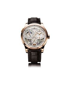 Jaeger-LeCoultre What a great watch. Start saving some...
