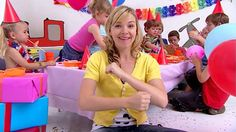 Its My Birthday - I Like to Sing - Justine Clarke