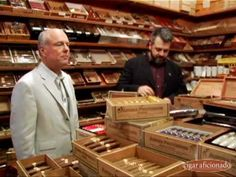 Tips for Buying a Cigar | Cigar Aficionado ...  Executive editor Gordon Mott and senior editor David Savona visit a cigar shop where they offer tips on how to pick out the perfect cigar for the right price.