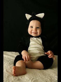 Disfraz de gatito