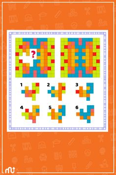 Brain Teasers With Answers, Brain Teasers For Kids, Brain Teaser Questions, Visual Perception Activities, Spy Games, Brain Games, Math Skills, 13 Year Olds, Worksheets For Kids