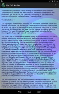 Numerology - Life Path Number - 5 - Your Life Path (sometimes called Destiny) is derived from your birth date. Your Life path is the road you are traveling. It reveals the opportunities and challenges you will face in life. Your Life Path number is the si Numerology Horoscope, Numerology Numbers, Numerology Chart, Numerology Compatibility, Personality Chart, Leadership Personality, Life Path 5, Life Path Number, What Is Birthday