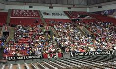 Ball State-Wothen Arena