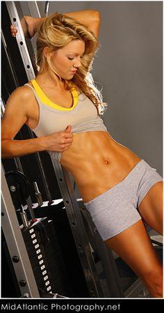 abs like that? yes please