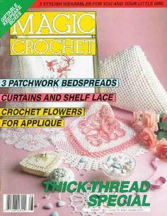 Magic Crochet Nº 79 (1992) - Nadia Petrowa - Álbuns da web do Picasa...FREE MAGAZINE!