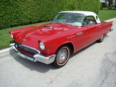 My father's love... he had this car until the day he passed and my mom had to sell it.  We loved riding with the top down!