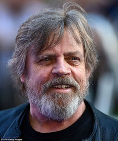 It's Mark Hamill. The many faces of Mark Hamill. This is a FAN PAGE dedicated to Mark's career! Film Star Wars, Star Wars Cast, Star Wars 7, Mark Hamill, Who Played Luke Skywalker, Gay, George Lucas, Stars Then And Now, Last Jedi