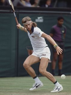 John McEnroe and Bjorn Borg Monica Seles, Tennis Rules, Tennis Legends, Wimbledon Tennis, Tennis World, Vintage Tennis, Bjorn Borg, Match Point, Tennis Stars