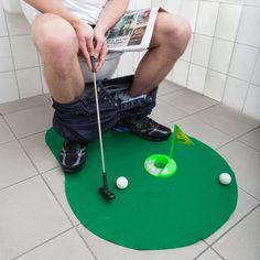 Mini Golf pour WC