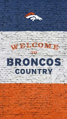 Being from Broncos country means dedication. Stay connected to your team all week with NFL Mobile from Verizon and rid yourself of the fear of missing out on football. #FOMOF Welcome to Heaven - http://touchdownheaven.com/category/categories/denver-broncos-fan-shop/