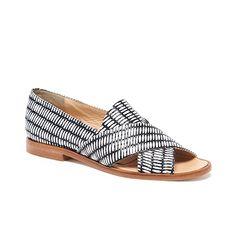 Loeffler Randall Hannele Open Loafer. LOVE these.