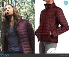 Alisha Boe, 13 Reasons, Other Outfits, Padded Jacket, Burgundy, Winter Jackets, Style, Fashion, Winter Coats