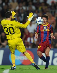 Messi is the best soccer player in the world! D.K.