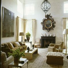 Family Room by Stephen Sills