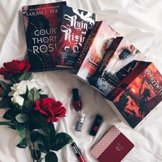 throne-of-pages: ❤️ Red Fantasy Books ❤️