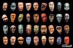 Artist and sculptor Junior Fritz Jacquet