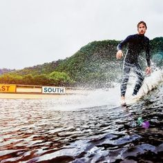 Longboard Waves   Surf Snowdonia   Surf Park Central http://www.surfparkcentral.com