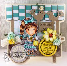 The Paper Nest: Lemonade Avery @scrapphappy