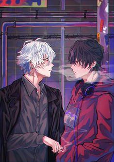 Labrinth, Zendaya - All For Us Anime Love, Got Anime, Dark Anime Guys, Cool Anime Guys, Handsome Anime Guys, Hot Anime Boy, Manga Anime, Fanarts Anime, Anime Characters