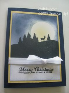 To You and Yours Too #stampinup